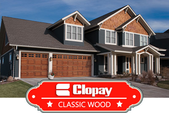 St Louis Classic Wood Garage Doors Classic Wood