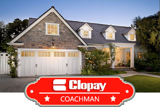 St louis coachman garage doors coachman collection for Cost to build a garage st louis