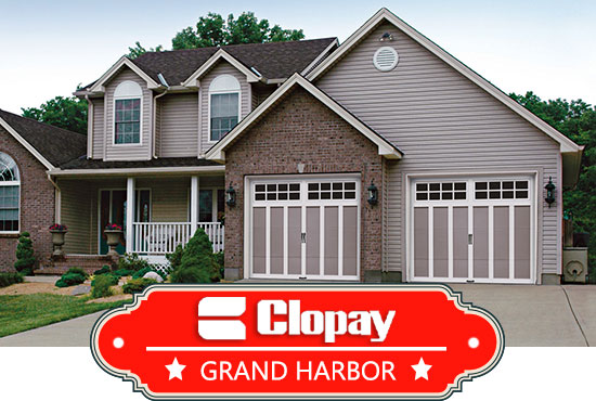 St louis grand harbor garage doors grand harbor for Cost to build a garage st louis