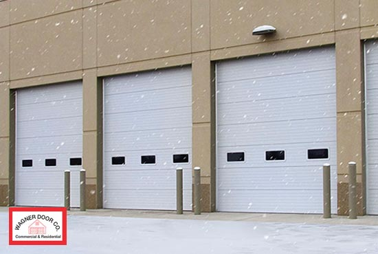 St Louis Insulated Garage Doors Insulated Commercial