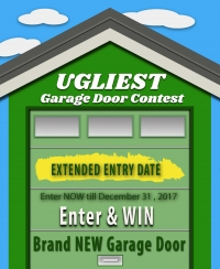 UGLIEST Garage Door Contest